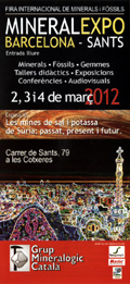 Mineral Expo 2012, Sants
