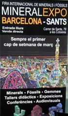 Mineralexpo 2013, Barcelona Sants