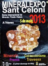 Fira minerals Sant Celoni