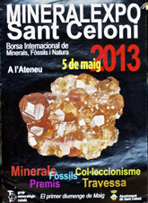 Feria minerales Sant Celoni