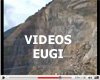 Videos of Eugi mine and minerals