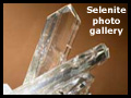 Gypsum selenite