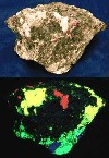 Some NJ Fluorescent Minerals