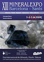 Mineralexpo 2017 Barcelona-Sants